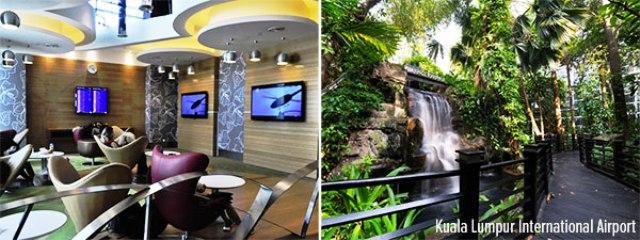 9. Sân bay quốc tế Kuala Lumpur, Malaysia.