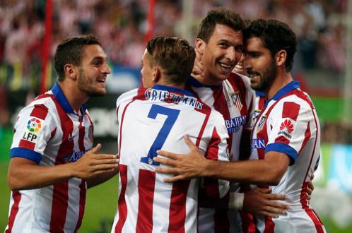 Atletico Madrid luôn đặc biệt khó chịu mỗi khi thi đấu với Real Madrid.