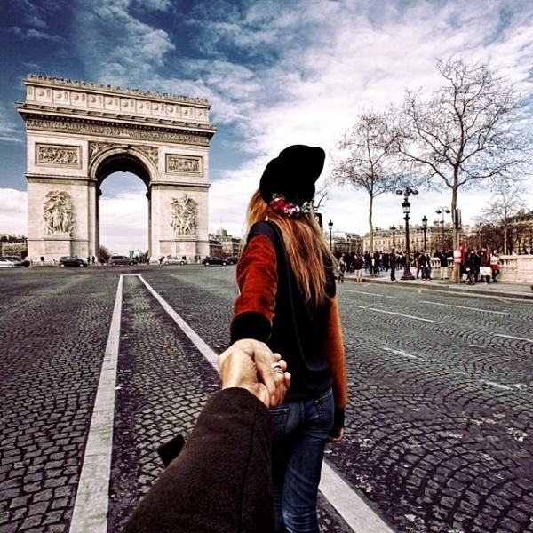 Khải Hoàn Môn, Paris, Pháp