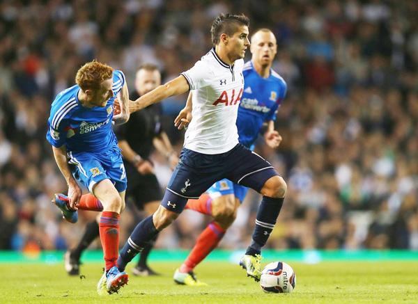 Lamela liệu có rời Tottenham sau mùa này?