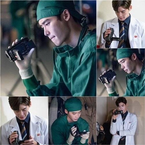 Lee Jong Suk không thực sự hài lòng với diễn xuất của mình trong bộ phim Doctor Stranger