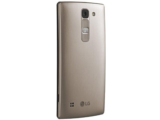 LG Spirit gây ấn tượng với độ mỏng và thiết kế cong