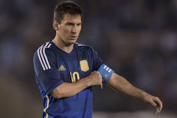 Messi vẫn chưa thể vô địch World Cup cùng đội tuyển Argentina