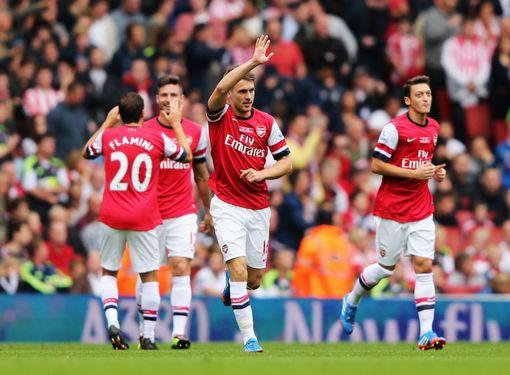 Arsenal có cơ hội san bằng điểm số với đội đang đứng thứ 4, Southampton