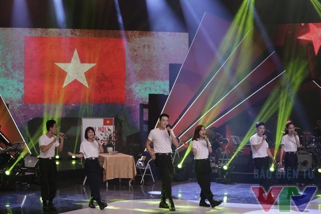 Học viện An ninh nhân dân gồm 6 thành viên: Hoàng Khánh Linh, Tô Thị Lan Nhi, Nguyễn Diệu Thoa, Sùng Việt Anh, Lý Ngọc Duy và Hoàng Văn Hùng.