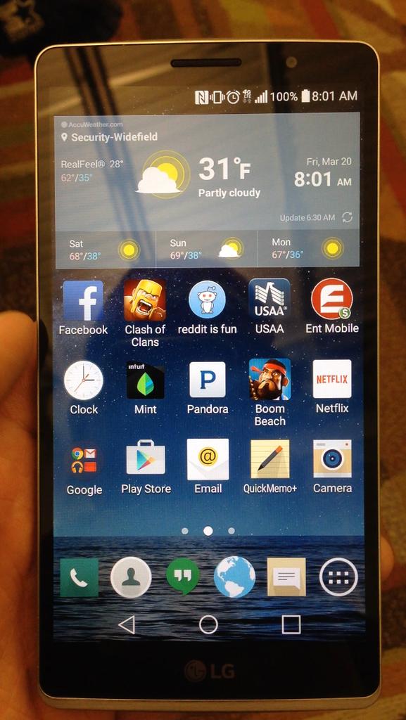 LG G4 có thể sẽ chạy hệ điều hành Android 5.0.2 Lollipop