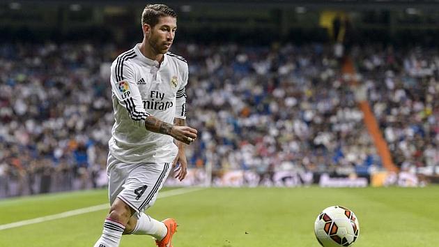 Sergio Ramos: Giấc mơ xa vời của Man Utd