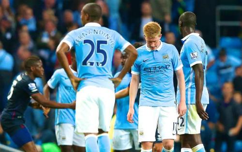 Man City sẽ trở lại sau 2 trận thua liên tiếp?