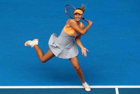 Maria Sharapova cũng sẽ thi đấu trong ngày hôm nay 21/01