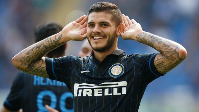 Mauro Icardi ấn định chiến thắng 2-0 cho Inter Milan