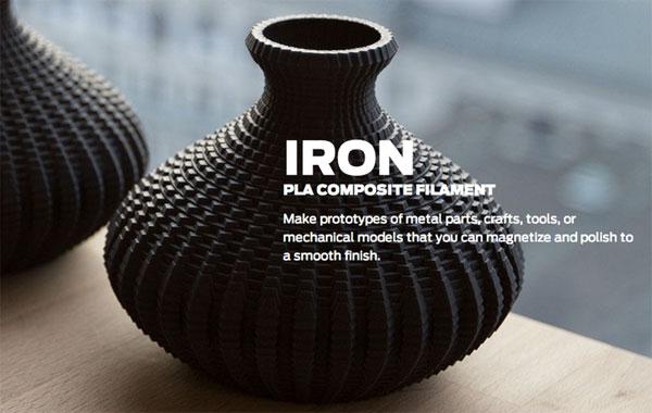 Kim loại in 3D có thể hút nam châm