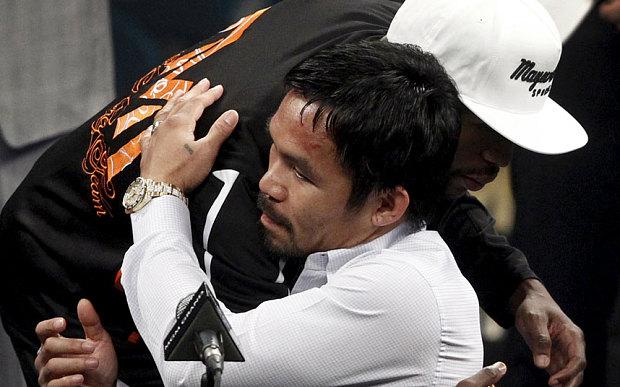 Sẽ không có trận tái đấu giữa Floyd Mayweather và Manny Pacquiao