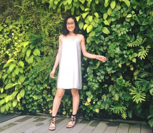 Trong một cuộc trò chuyện với VTV News, Phí Linh từng chia sẻ ngoài đời cô ưa thích phong cách tối giản.