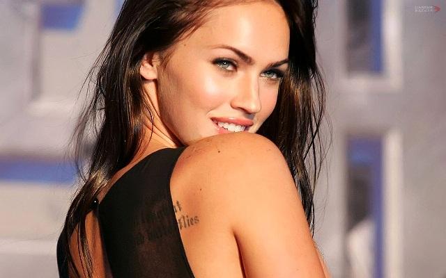 Megan Fox - Diễn viên và người mẫu điện ảnh Mỹ