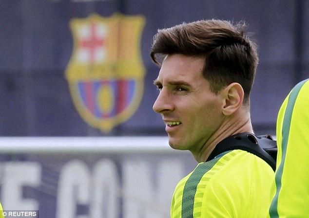 Gạt tình thầy trò cũ, Messi quyết hạ đội bóng của Pep.