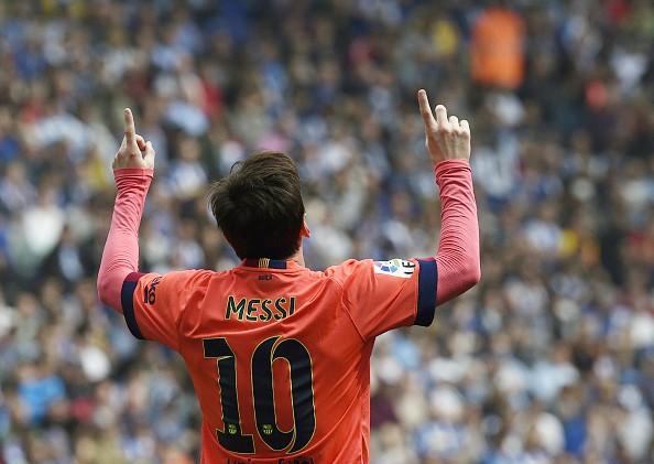 Messi tiếp tục là ngôi sao sáng nhất trong chiến thắng của Barcelona