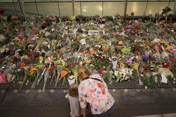 Lễ tưởng niệm các nạn nhân tại Nga (Ảnh: Getty Images