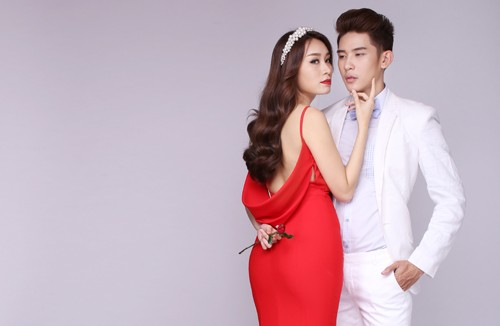 Cặp đôi Minh Trung - Minh Thư