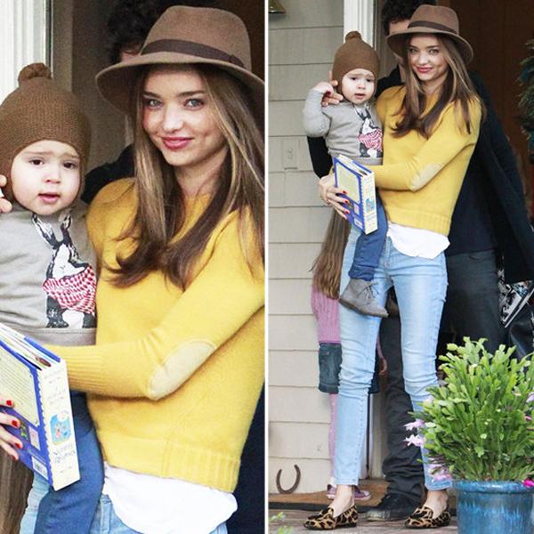Ngay cả với áo len và quần jeans năng động vẫn có thể kết hợp với mũ vành.