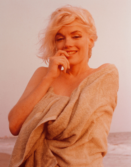 Bức ảnh được chụp bởi Bert Stern vào năm 1962