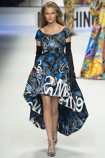 """... Cho tới váy xòe nữ tính đều được """"biến hóa"""" lạ mắt hơn."""