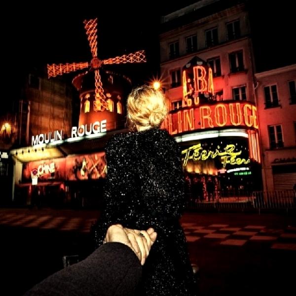 Nhà hát Moulin Rouge, Pháp