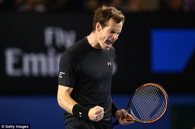 Murray đã rất thất vọng sau trận thua Novak Djokovic ở chung kết Úc mở rộng 2015.