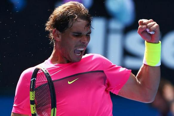 Rafael Nadal sẽ lọt vào tứ kết Úc mở rộng 2015?