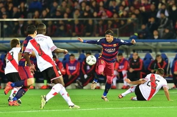 Tầm ảnh hưởng của Neymar tại Barcelona đang ngày càng được nâng cao.
