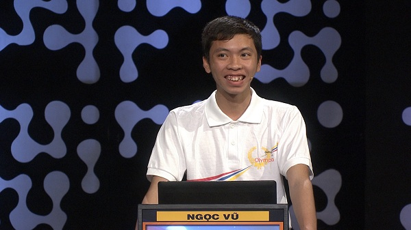 Nguyễn Cao Ngọc Vũ giành giải nhất quý III.