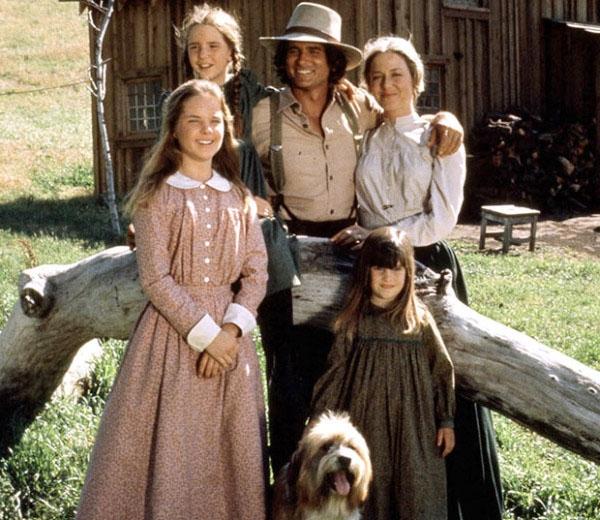 Bộ phim Ngôi nhà nhỏ trên thảo nguyên được trình chiếu vào những năm 1995 trên VTV.