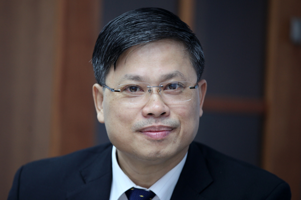 Ông Nguyễn Sỹ Cương - Nguyên ủy viên Ủy ban Pháp luật của Quốc hội