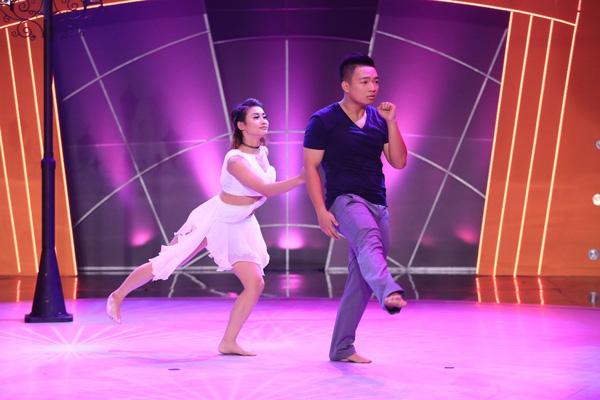 Nguyễn Thắng và Ngọc Anh