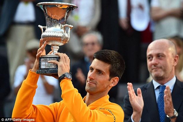 Nole đã có màn khởi động ấn tượng trước thềm Roland Garros.