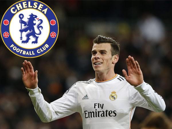 Gareth Bale sẽ trở lại Anh trong màu áo Chelsea?