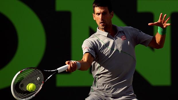 Djokovic đang là đương kim vô địch Miami Open