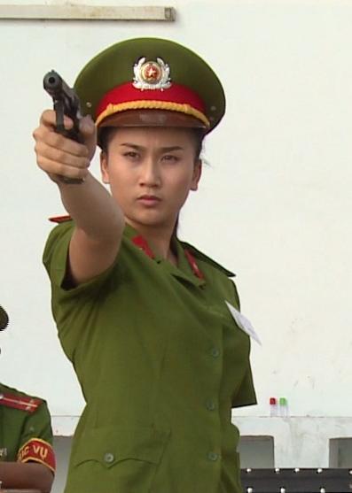 Nữ chính Minh Thảo