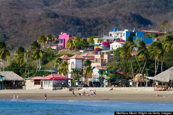 Thị trấn nhỏ San Juan del Sur gây ấn tượng với bãi tắm đẹp và những quán bar, nhà hàng sôi động khi màn đêm buông xuống