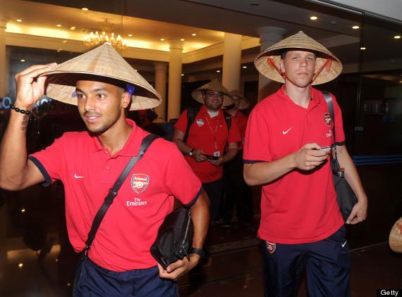 Việt Nam không nằm trong kế hoạch du đấu của Arsenal vào mùa Hè này