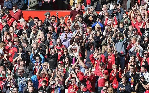 Gần nửa tỷ fan hâm mộ trên toàn thế giới đóng vai trò quan trọng cho thành công của Man Utd về giá trị thương hiệu