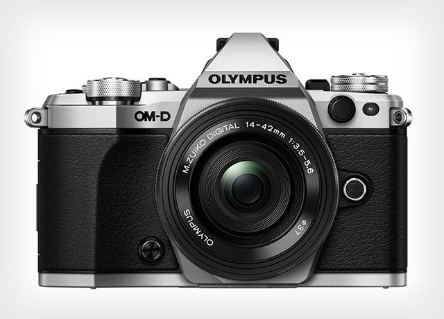 Olympus ra mắt máy ảnh OM-D E-M5 II
