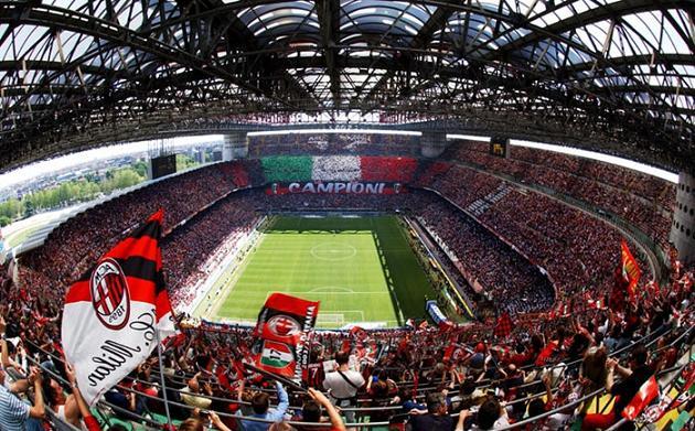 AC Milan sẽ nhường sân San Siro cho Inter Milan