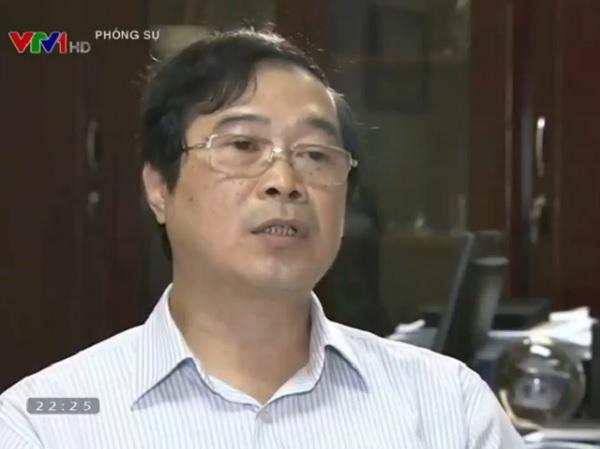 Ông Bùi Hồng Quang – Phó Vụ Trưởng Vụ kế hoạch - tài chính, Bộ Giáo dục và Đào tạo