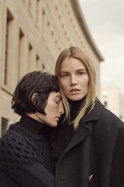 Heather Kemesky và Suvi Koponen