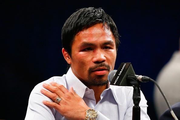 Manny Pacquiao sẽ điều trị dứt điểm chấn thương để phục hận Floyd Mayweather?