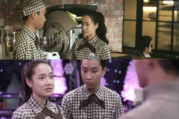 Quang Minh và Nhã Phương