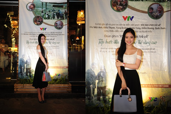 Hoa hậu dân tộc Nguyễn Ngọc Anh