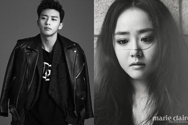 Bạn diễn mới của Moon Geun Young có thể là Park Seo Joon.