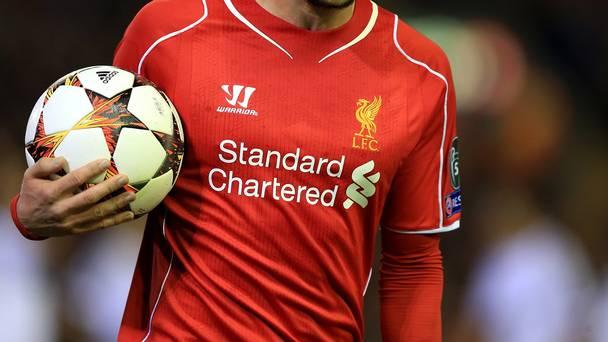 Liverpool thu lợi khổng lồ từ áo đấu