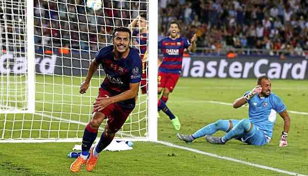 HLV Mourinho tin rằng, Pedro sau thời gian dài chơi bóng cùng Messi, Iniesta sẽ trở thành mũi nhọn sắc bén ở Chelsea.